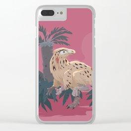 Chindesaurus bryansmalli Clear iPhone Case