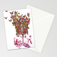 The Butterfly Project Stationery Cards