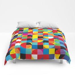 La Grille #4 Comforters