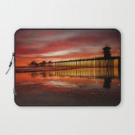 HB Sunsets 11-15-16 Laptop Sleeve