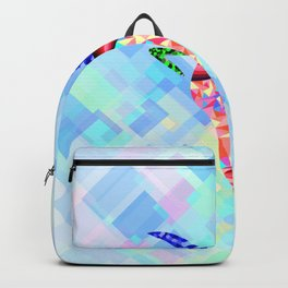 capricorn neon 2 Backpack
