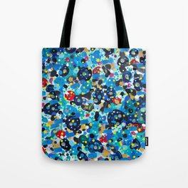 Controlled Chaos Tote Bag