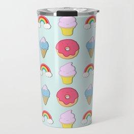 Happy Candyland Travel Mug