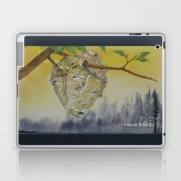 Abandoned Home Laptop & iPad Skin