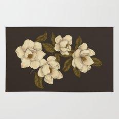 Magnolias Rug
