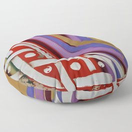 Celtic Knot Fall Floor Pillow