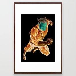 QUICKSILVER Framed Art Print