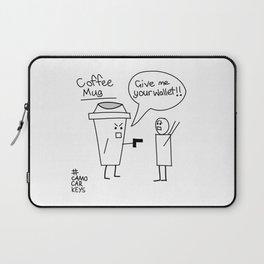 Coffee mug Laptop Sleeve