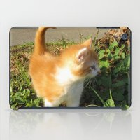 bill iPad Cases featuring Bill by aintevenconcerned