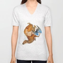 The Last The Lost Unisex V-Neck