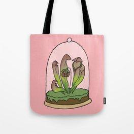 Terrarium: carnivorous plant  Tote Bag