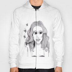 Butterfly Girl Hoody