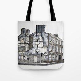 Cork Street Derelict Tote Bag