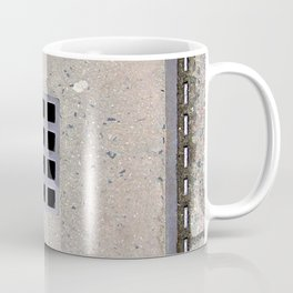 Door Drain Coffee Mug