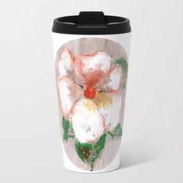 Flor X (Flower X) Travel Mug