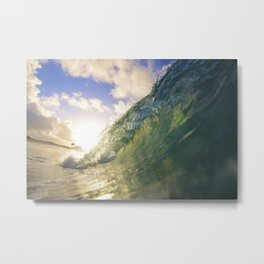 Morning Bliss Metal Print