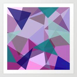 Geometric 2.1 Art Print