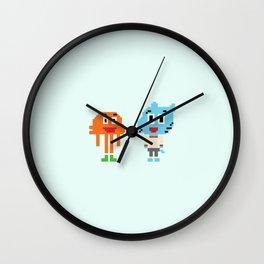 Bromance Wall Clock