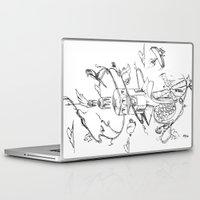 poland Laptop & iPad Skins featuring O'Prime Zielona Góra Poland by O'Prime