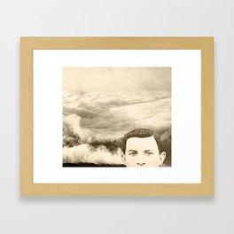 Float Right Framed Art Print