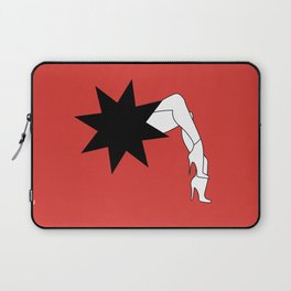 French Cancan - Paris Laptop Sleeve