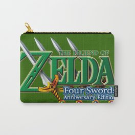 zelda sword Carry-All Pouch