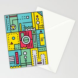 Play on words | Graphic jam Stationery Cards