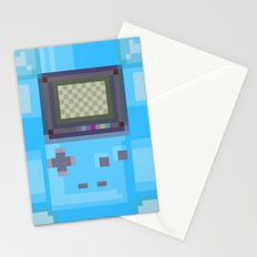 Pixel Gameboy Stationery Cards