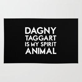 Dagny Taggart is my Spirit Animal Rug
