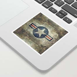 Air force Roundel v2 Sticker