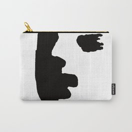 Shadow face Carry-All Pouch