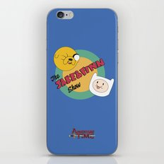 The Jake & Finn Show. iPhone & iPod Skin