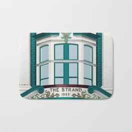 The Strand Building Bath Mat