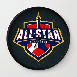All-Star Paris 2014 League of Legends Wall Clock