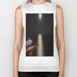 Navy Pier Moonlight Biker Tank