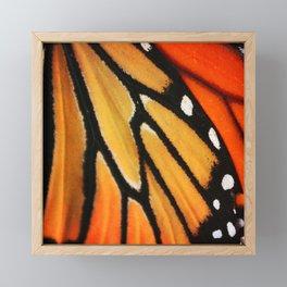 Butterfly Wing Framed Mini Art Print