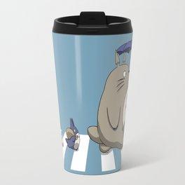 Ghibli Road [Colored] Travel Mug