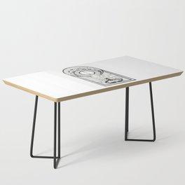 Scissors Coffee Table