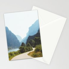 Hanging Lake Trailhead, CO Stationery Cards