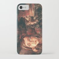 road iPhone & iPod Cases featuring The Road Less Traveled by Alice X. Zhang