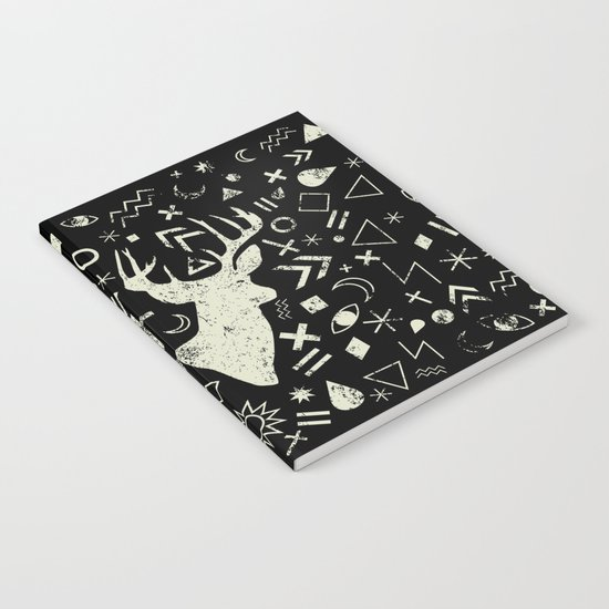 Punk pattern Notebook