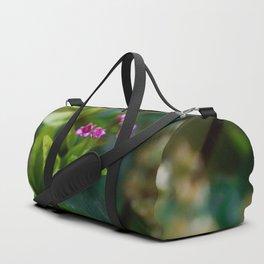 Lovely Garden In The Springtime Duffle Bag