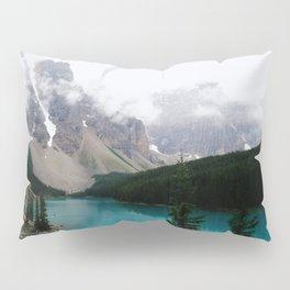 Mountain lake Pillow Sham