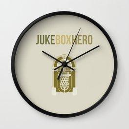 JukeBoxHero Wall Clock