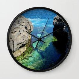 Angel's Billabong Wall Clock