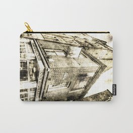 Town of Ramsgate Pub London Vintage Carry-All Pouch