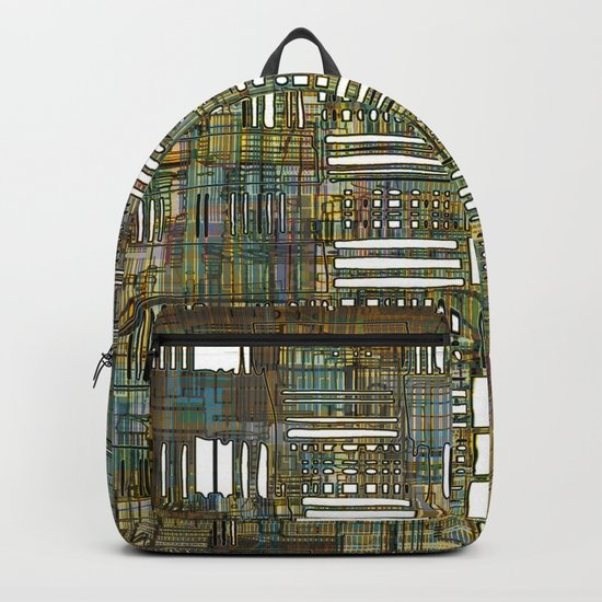 LAY OUT 01 Backpack