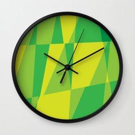 Shapes 013 Wall Clock