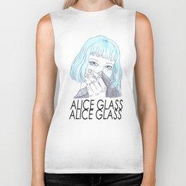 Alice Glass  Biker Tank