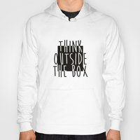 quote Hoodies featuring Quote by Motivational